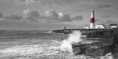 Portland Bill Lighthouse, Dorset Fine Art Print by Assaf Frank