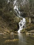 Stream in Shennongjia National Park, china Wall Art & Canvas Prints by William Beattie Brown