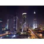 A View From the Pearl Tower Fine Art Print by Assaf Frank