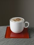 Close-up of cappuchino Wall Art & Canvas Prints by Assaf Frank