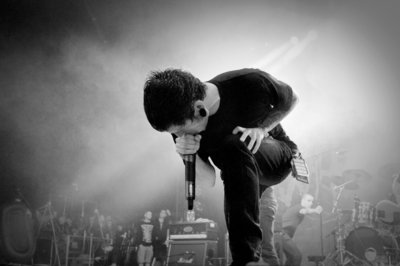 Whitechapel at Download Festival 2010 by Kevin Scullion - print