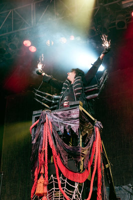 Alice Cooper at Download Festival 2011 by Kevin Scullion - print