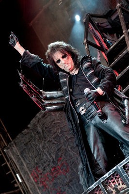 Alice Cooper at Download Festival 2011 (1) by Kevin Scullion - print