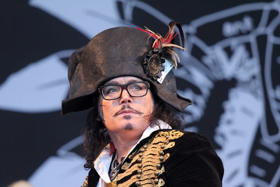 Adam Ant (1) by Michael Butterworth - print