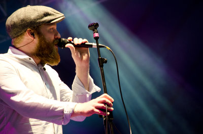 Alex Clare by Cristina Massei - print