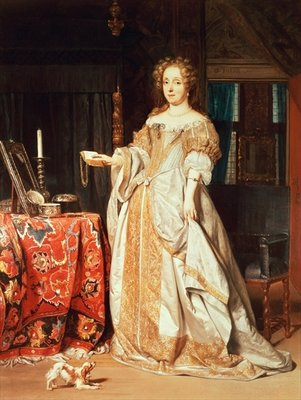 Portrait of a Lady Fine Art Print by Gabriel Metsu