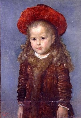 Zoe Ionides, 1881 (oil on canvas) Fine Art Print by George Frederick Watts
