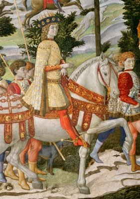 "Lorenzo de' Medici, ""the Magnificent"" Postcards, Greetings Cards, Art Prints, Canvas, Framed Pictures, T-shirts & Wall Art by Benozzo di Lese di Sandro Gozzoli"