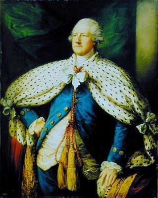Portrait of John Hobart Wall Art & Canvas Prints by Thomas Gainsborough