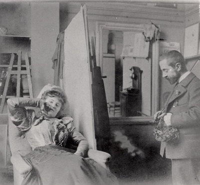 Henri de Toulouse-Lautrec Fine Art Print by French Photographer