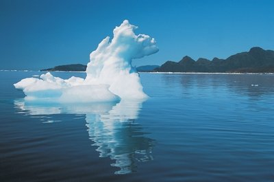 Ice-floe, Baffin Island II Fine Art Print by Anonymous