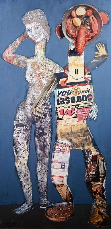 The Pools Winner, 1963 Fine Art Print by Ernst Eisenmayer