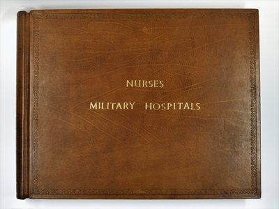Register of nurses sent to military hospitals in the East Fine Art Print by Anonymous