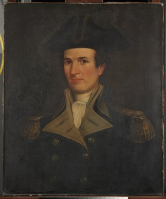 Colonel John Brooks Fine Art Print by American School