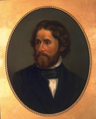 General John Charles Fremont Wall Art & Canvas Prints by Thomas Hicks