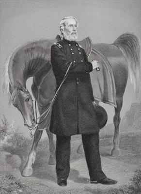 Portrait of General Edwin Vose Sumner Fine Art Print by Alonzo Chappel