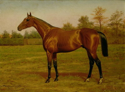 Isinglass, Triple Crown, 1893 Fine Art Print by Harrington Bird