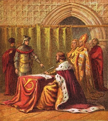 Richard II Abdicates Fine Art Print by English School