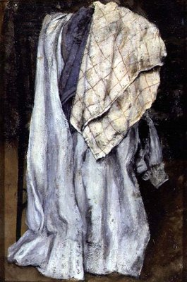 Study of Drapery Fine Art Print by Laura Theresa Alma-Tadema