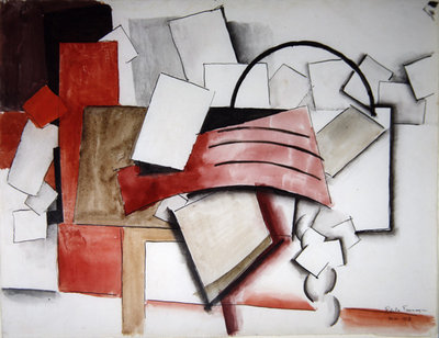 Still Life, 1918 Wall Art & Canvas Prints by Roger de la Fresnaye