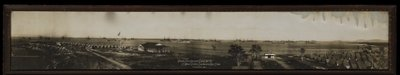Atlantic Fleet & Deerpoint Camp Jan 1912, US Naval Station Guantanamo Bay, Cuba Fine Art Print by Cuban Photographer