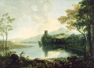 Dolbardarn Castle Fine Art Print by Richard Wilson