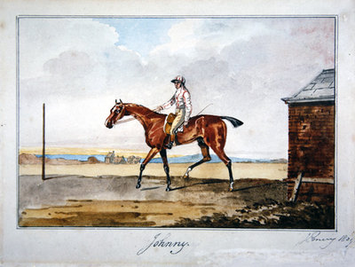 Johnny, 1809 Wall Art & Canvas Prints by John Emery