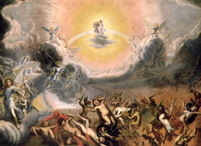 The Last Judgement Fine Art Print by Conrad Meyer
