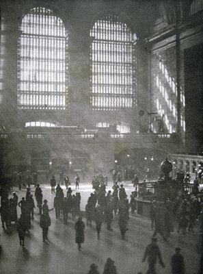 Grand Central Station, New York City, 1925 Fine Art Print by American Photographer