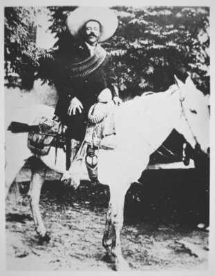 Pancho Villa, c.1914 Fine Art Print by Mexican Photographer