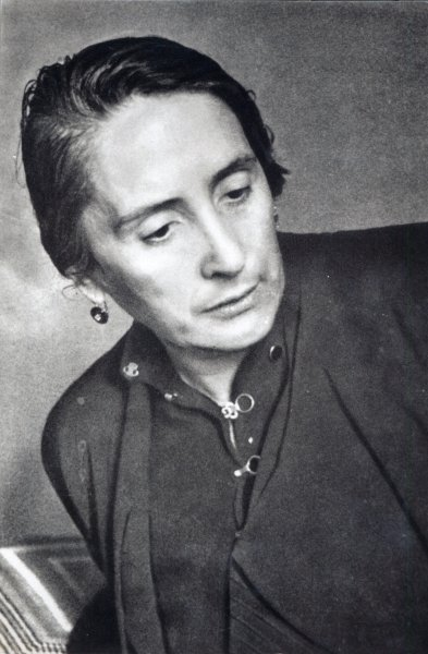 Dolores Ibarruri, known as 'La Pasionaria', Republican leader, 1936-39 Fine Art Print by Spanish Photographer