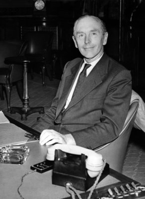 Alec Douglas-Home, 21st October 1963 Fine Art Print by Anonymous