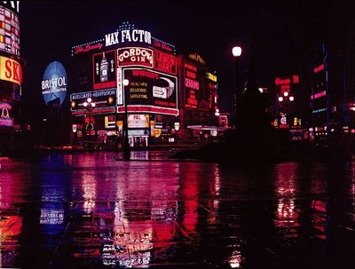 Piccadilly Circus Wall Art & Canvas Prints by Anonymous