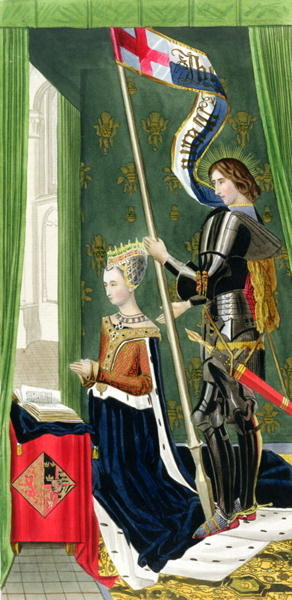 Margaret of Denmark, Queen of Scots Fine Art Print by Henry Shaw