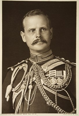 Lieut General Sir William R. Birdwood, 1914-19 Wall Art & Canvas Prints by Elliott & Fry Studio