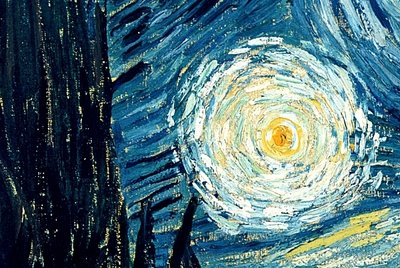The Starry Night, June 1889 Fine Art Print by Vincent van Gogh