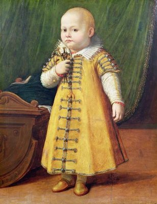 Portrait of a child Fine Art Print by Sofonisba Anguissola
