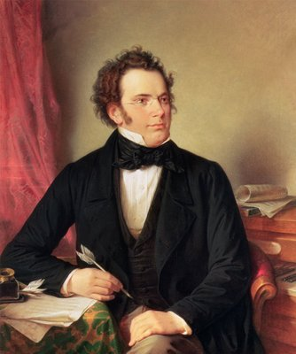 Franz Peter Schubert (1797-1828) Postcards, Greetings Cards, Art Prints, Canvas, Framed Pictures, T-shirts & Wall Art by Wilhelm August Rieder