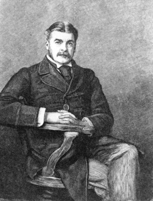 Sir Arthur Sullivan, engraved by C. Carter Fine Art Print by Sir John Everett Millais