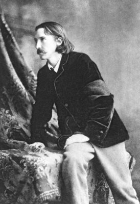 Robert Louis Stevenson Fine Art Print by English Photographer