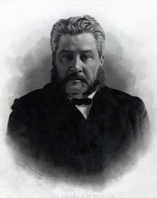 Reverend Charles Haddon Spurgeon, after a photograph by Elliot & Fry (engraving) Wall Art & Canvas Prints by Elliott & Fry Studio