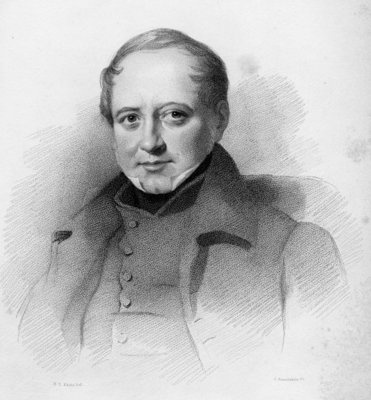 John Herman Merivale, engraved by James Posselwhite (engraving) Wall Art & Canvas Prints by Eden Upton Eddis