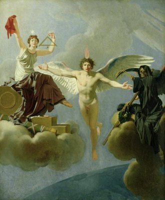 Freedom or Death, 1794-95 Fine Art Print by Jean-Baptiste Regnault
