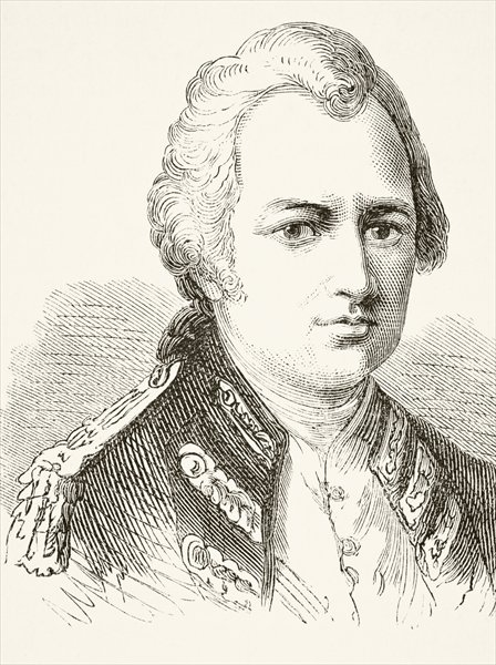 Robert Clive, 1st Baron Clive of Plassey, from 'The National and Domestic History - kw329996