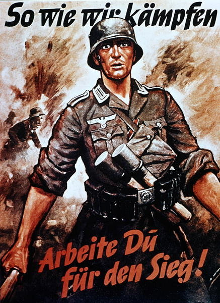 Germany Home Front During World War Ii