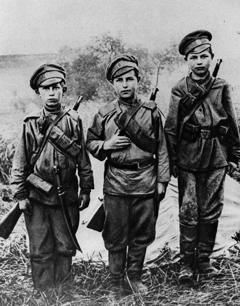 Recruitment of Russian Soldiers - Russia's Army WW1