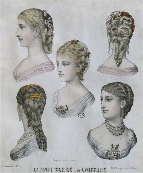 Fabulous Solent Horror Story Victorian Hairstyles 1860S 1890S Short Hairstyles For Black Women Fulllsitofus