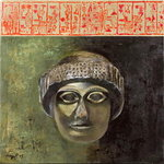 Statue of Gudea Wall Art & Canvas Prints by Firyal Al-Adhamy