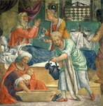 The Birth of the Virgin Postcards, Greetings Cards, Art Prints, Canvas, Framed Pictures & Wall Art by Giovanni Bellini
