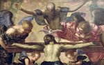 The Trinity Wall Art & Canvas Prints by Martin Schongauer